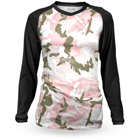 Loose Riders Thermal Jersey Women pink